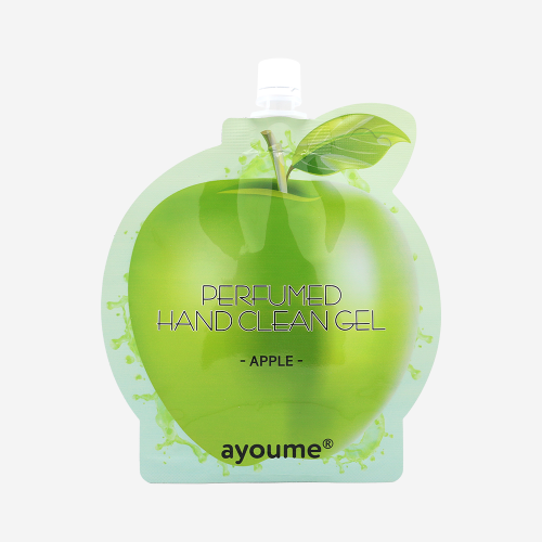 AYOUME PERFUMED HAND CLEAN GEL -APPLE-